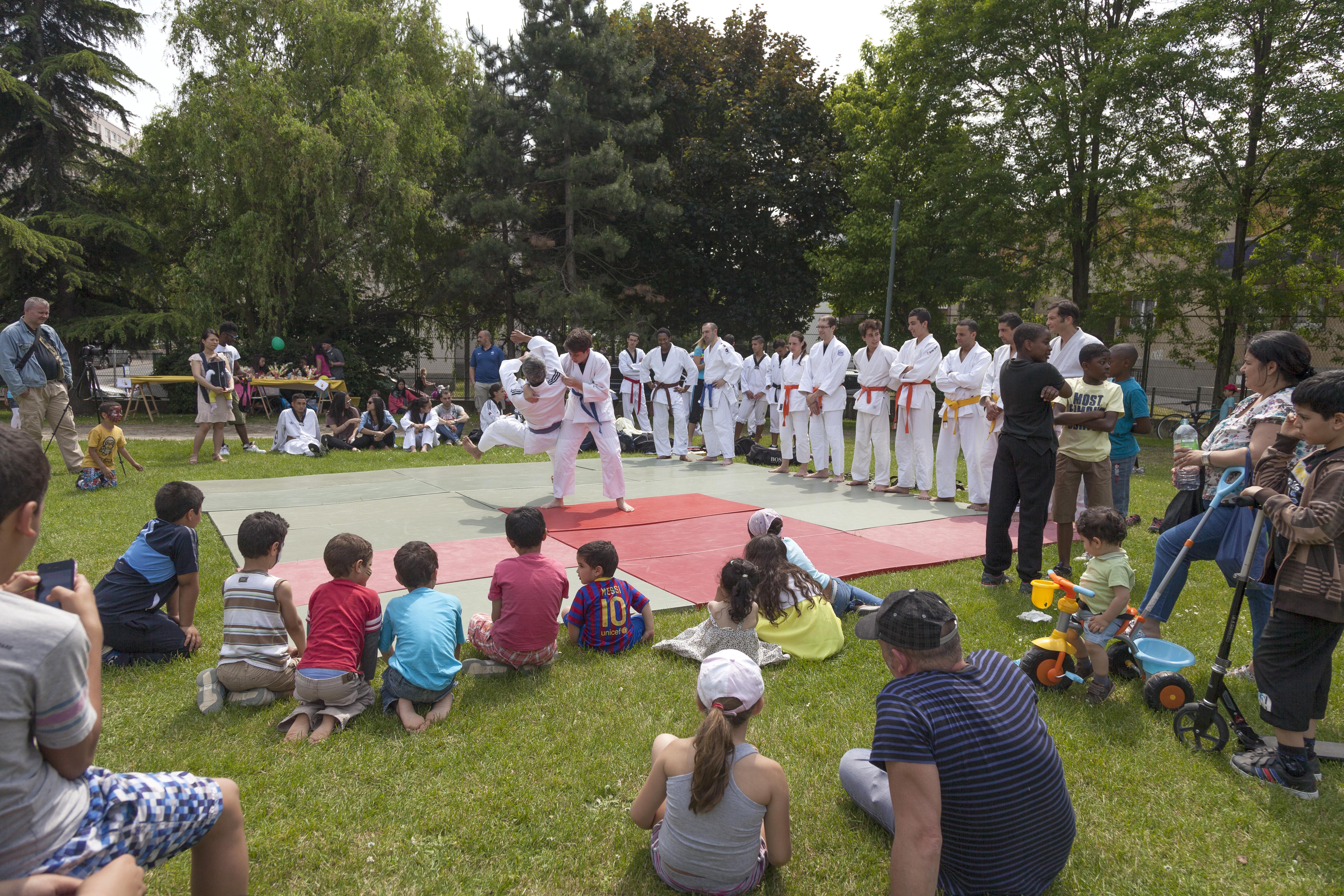 Bonne résolution : pratiquer le Ju Jitsu à Asnières, en 2018
