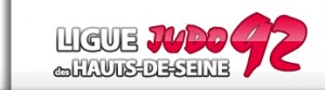 Logo de la Ligue du Judo des Hauts de Seine