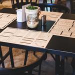 Table de restaurant à Asnières